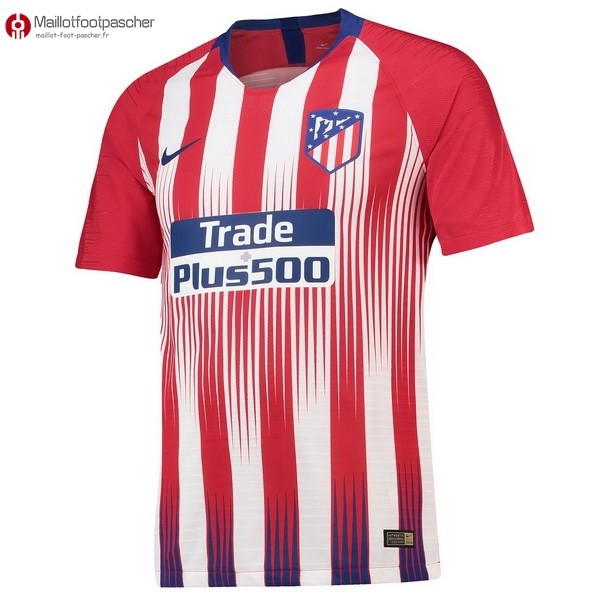 Maillot Foot Pas Cher Atletico Madrid Domicile 2018/2019 Rouge