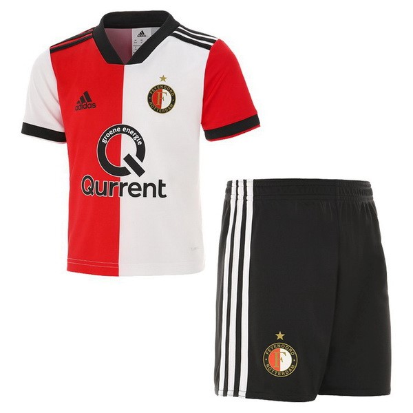 Maillot Foot Pas Cher Feyenoord Rotterdam Domicile Enfant 2018/2019 Rouge