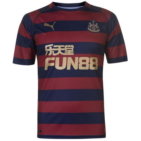 Maillot Foot Pas Cher Newcastle United Exterieur 2018/2019 Rouge