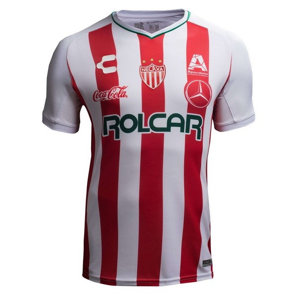 Maillot Foot Pas Cher Club Necaxa Domicile 2018/2019 Rouge