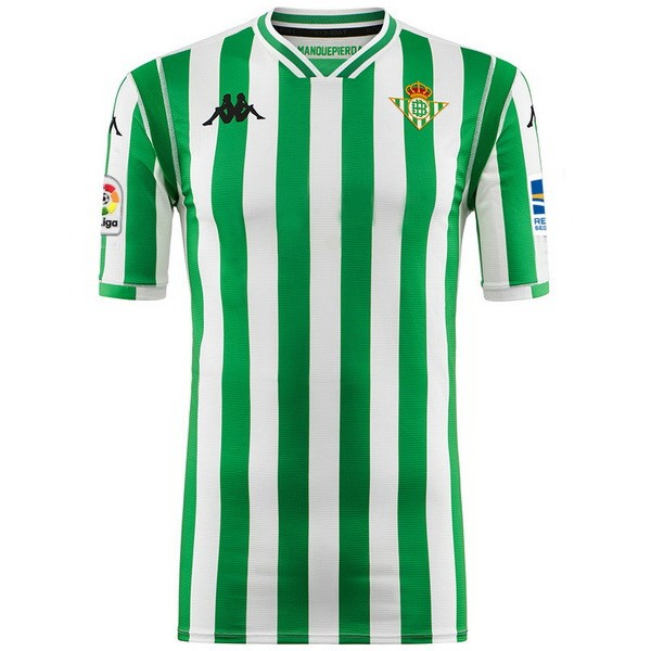 Maillot Foot Pas Cher Real Betis Domicile 2018/2019 Vert