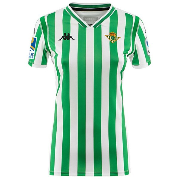 Maillot Foot Pas Cher Real Betis Domicile Femme 2018/2019 Vert