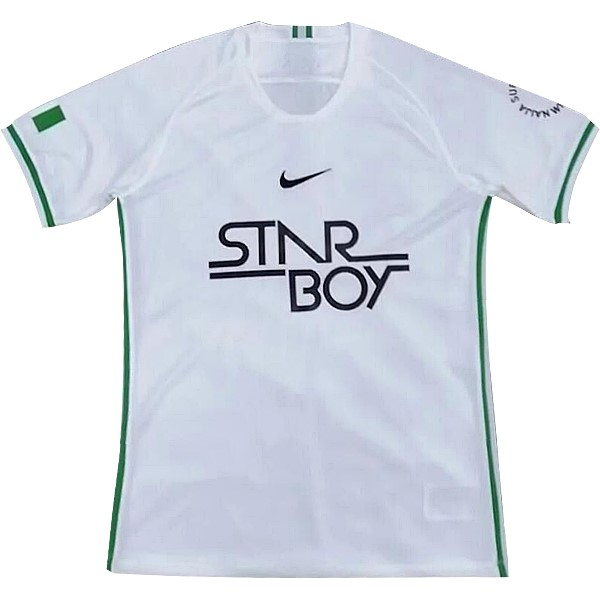 Maillot Foot Pas Cher Entrainement Nigeria 2018 Blanc