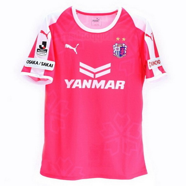 Maillot Foot Pas Cher Cerezo Osaka Domicile 2018/2019 Rose