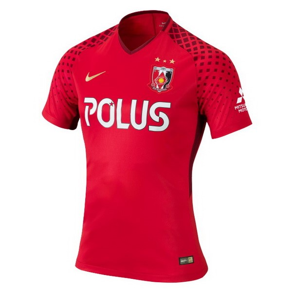 Maillot Foot Pas Cher Urawa Red Diamonds Domicile 2018/2019 Rouge