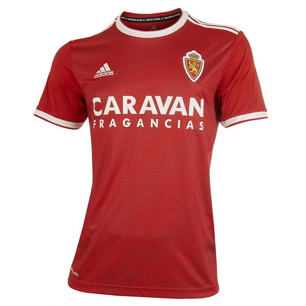 Maillot Foot Pas Cher Real Zaragoza Exterieur 2018/2019 Rouge