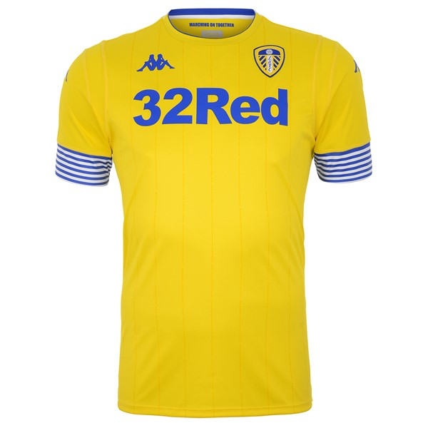 Maillot Foot Pas Cher Leeds United Third 2018/2019 Jaune