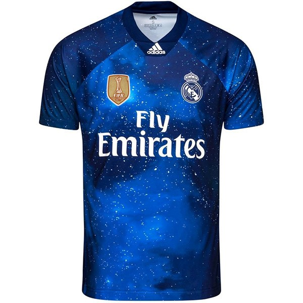 Entrainement Real Madrid 2018/2019 Bleu Marine