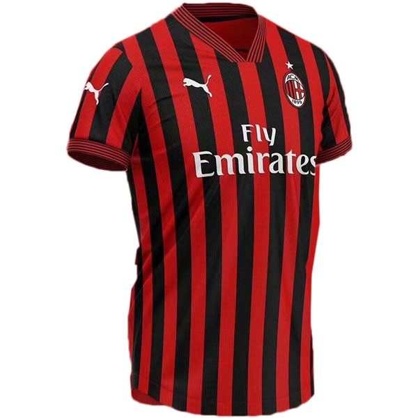 Maillot Foot Pas Cher AC Milan Concept 2019/2020 Rouge
