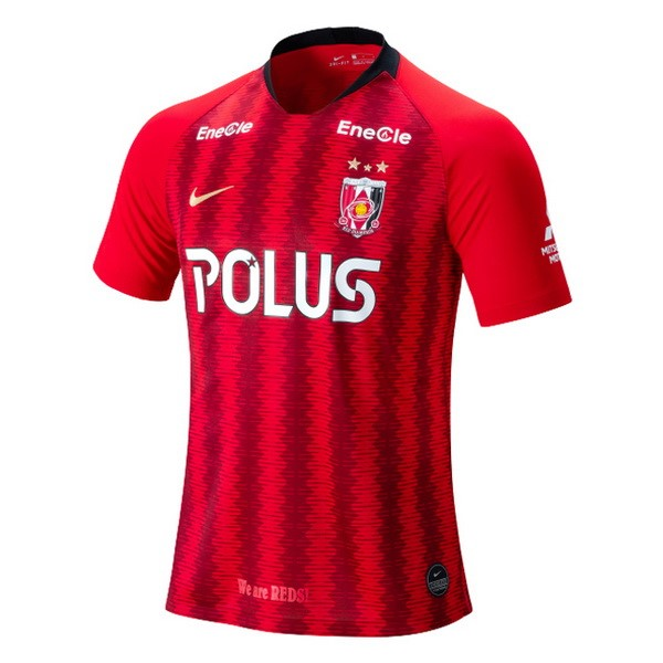 Maillot Foot Pas Cher Urawa Red Diamonds Domicile 2019/2020 Rouge
