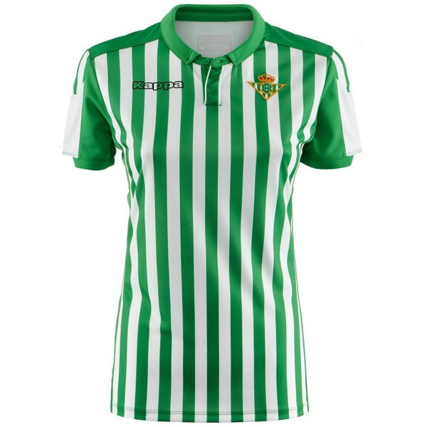 Maillot Foot Pas Cher Real Betis Domicile Femme 2019/2020 Vert