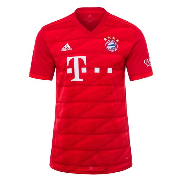 Maillot Foot Pas Cher Bayern Munich Domicile 2019/2020 Rouge