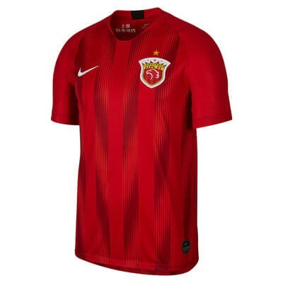 Maillot Foot Pas Cher SIPG Domicile 2019/2020 Rouge