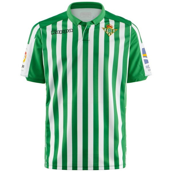Maillot Foot Pas Cher Real Betis Domicile 2019/2020 Vert