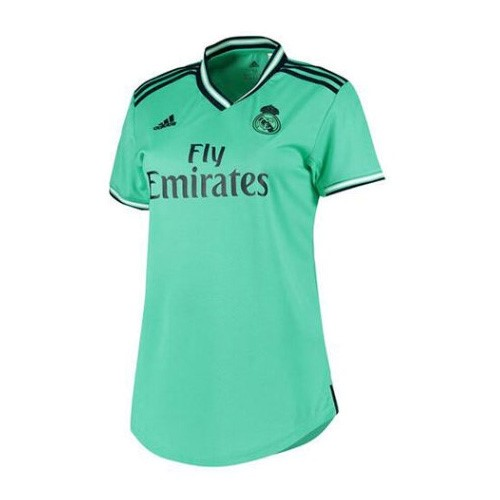 Maillot Foot Pas Cher Real Madrid Third Femme 2019/2020