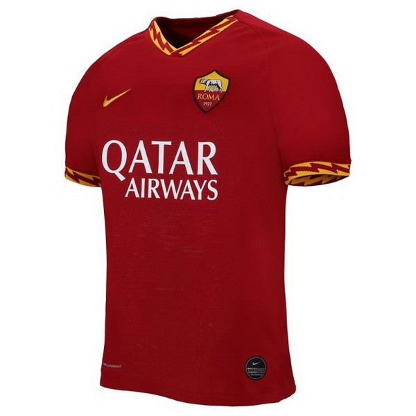 Maillot Foot Pas Cher AS Roma Domicile 2019/2020 Rouge