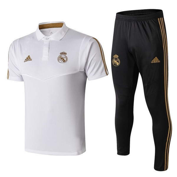 Entrainement Real Madrid Ensemble Complet 2019/2020 Negro Blanc