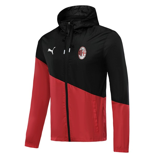 Coupe Vent AC Milan 2019/2020 Negro Rouge