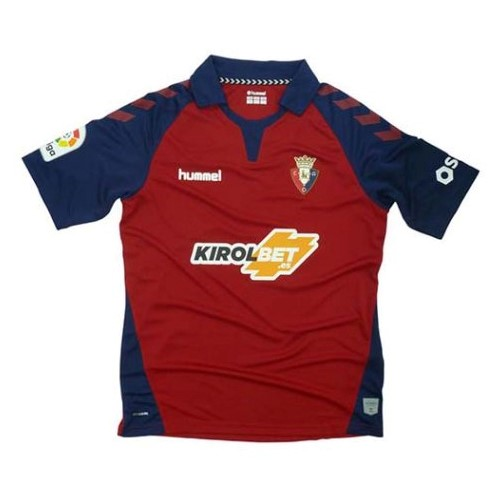 Maillot Foot Pas Cher Osasuna Domicile 2019/2020