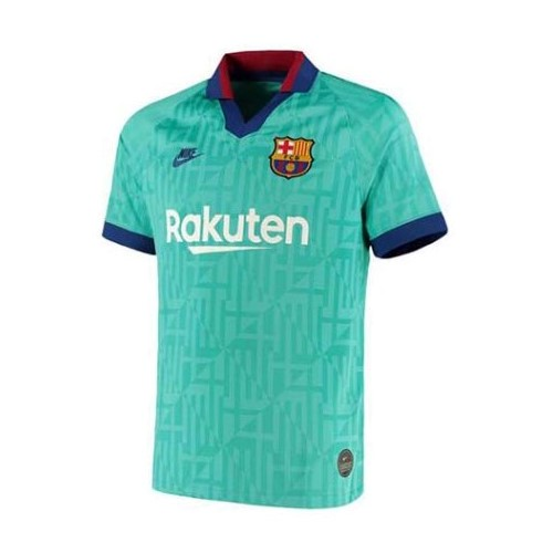 Thailande Maillot Foot Pas Cher Barcelona Third 2019/2020