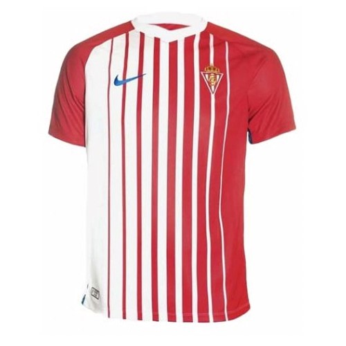 Maillot Foot Pas Cher Sporting Gijon Domicile 2019/2020