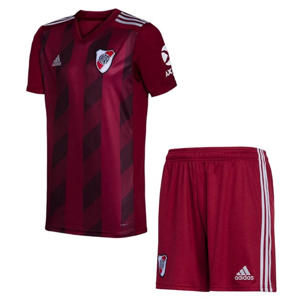 Maillot Foot Pas Cher River Plate Third Enfant 2019/2020 Rouge