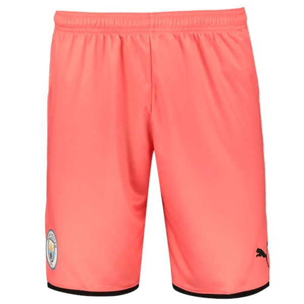 Pantalon Foot Pas Cher Manchester City Third 2019/2020 Orange