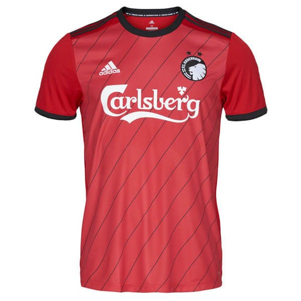 Maillot Foot Pas Cher Copenhague Third 2020/2021 Rouge