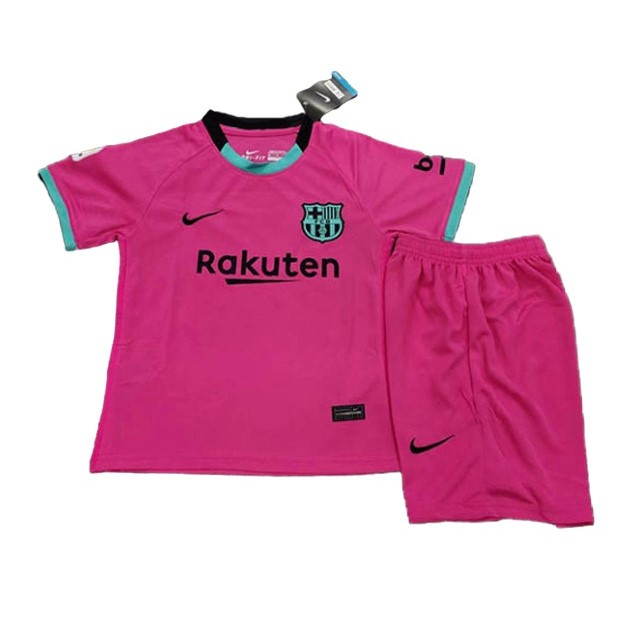 Maillot Foot Pas Cher Barcelona Third Enfant 2020/2021