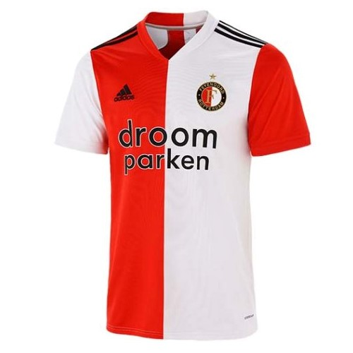 Thailande Maillot Foot Pas Cher Feyenoord Domicile 2020/2021