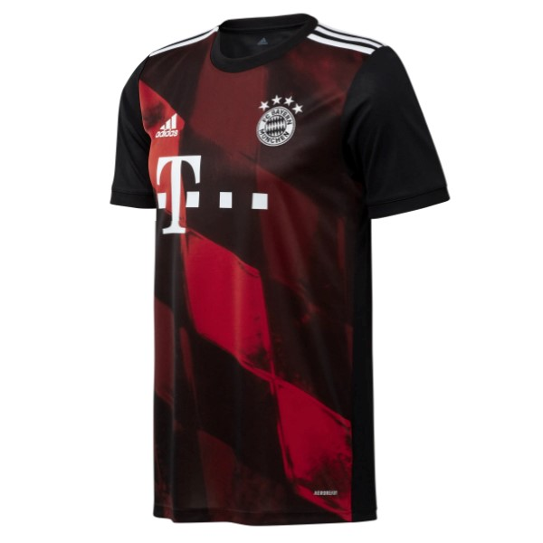 Thailande Bayern Munich Third 2020/2021 Rouge