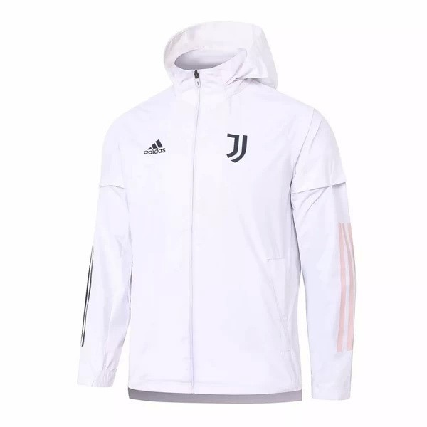 Coupe Vent Juventus 2020/2021 Blanc