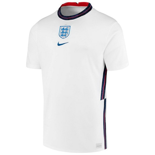 Thailande Maillot Foot Pas Cher Angleterre Domicile 2020 Blanc