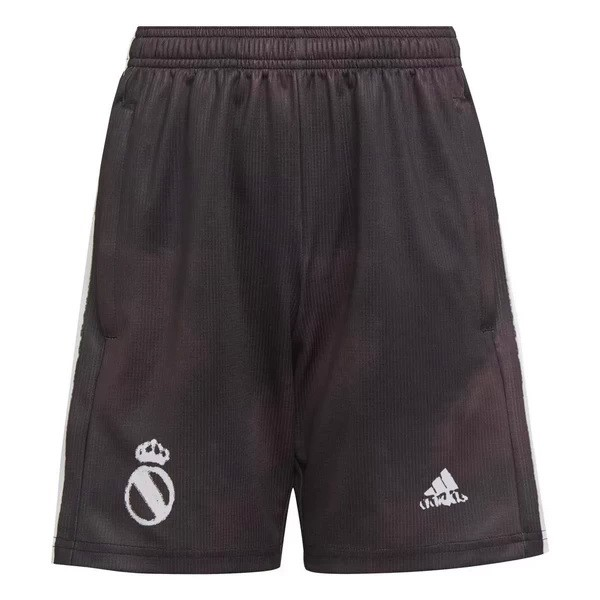 Pantalon Foot Pas Cher Real Madrid Human Race 2020/2021 Noir