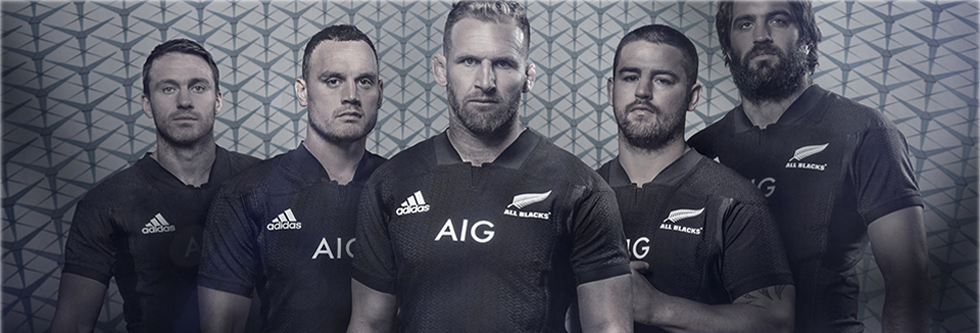 Maillot All Blacks 2021