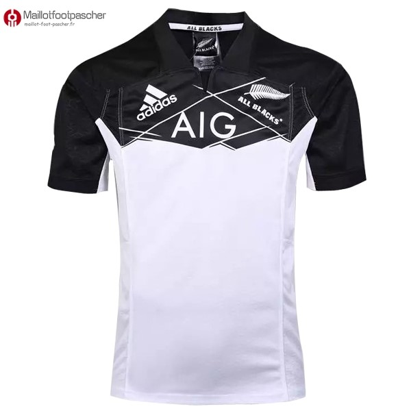 Maillot Rugby Pas Cher All Blacks Exterieur 16/17