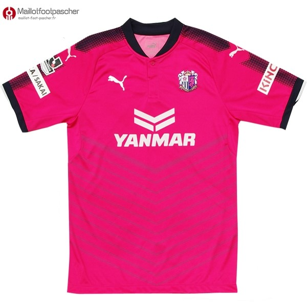 Maillot Foot Pas Cher Cerezo Osaka Domicile 2017/2018