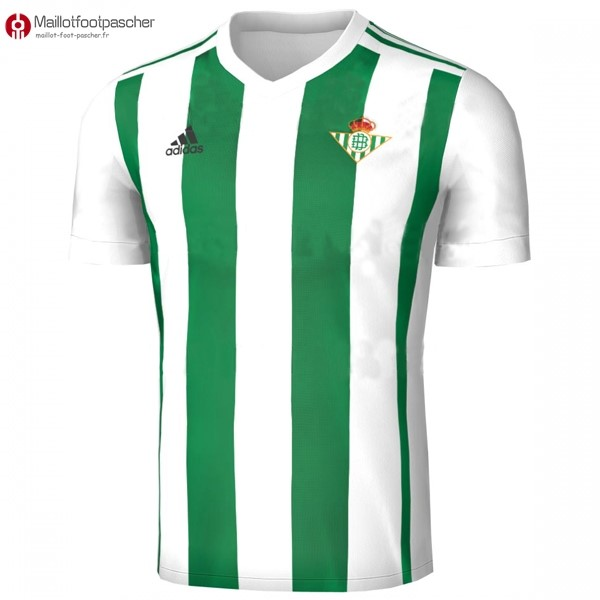 Maillot Foot Pas Cher Real Betis Domicile 2017/2018