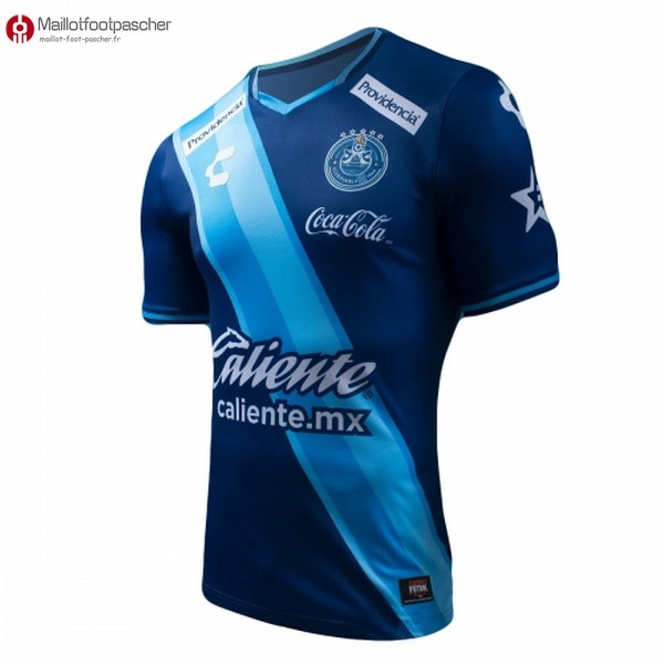 Maillot Foot Pas Cher Club Puebla Exterieur Tenis Charly 2017/2018