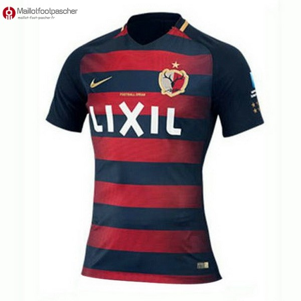 Maillot Foot Pas Cher Kashima Antlers Domicile 2017/2018