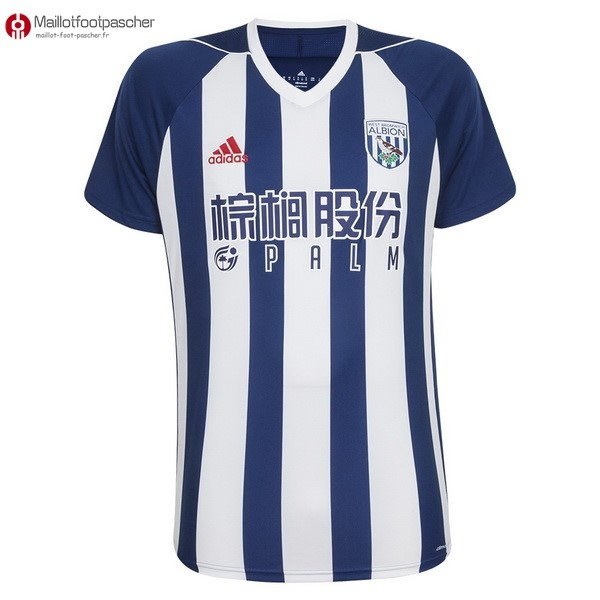 Maillot Foot Pas Cher West Brom Domicile 2017/2018