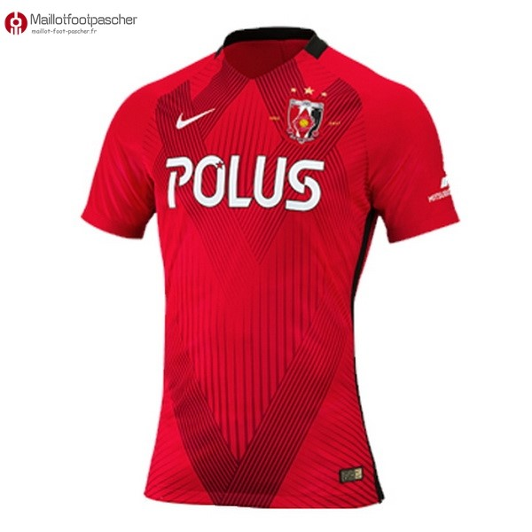 Maillot Foot Pas Cher Urawa Red Diamonds Domicile 2017/2018