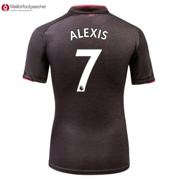 Maillot Foot Pas Cher Arsenal Third Alexis 2017/2018