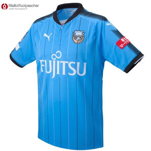 Maillot Foot Pas Cher Kawasaki Frontale Domicile 2017/2018