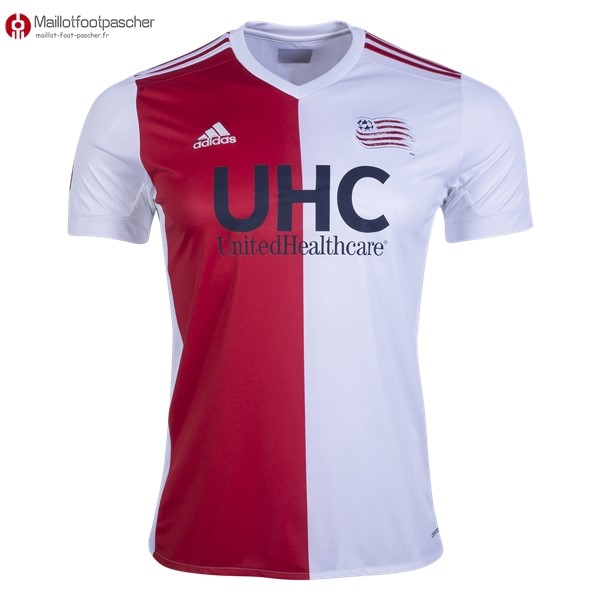 Maillot Foot Pas Cher New England Revolution Domicile 2017/2018