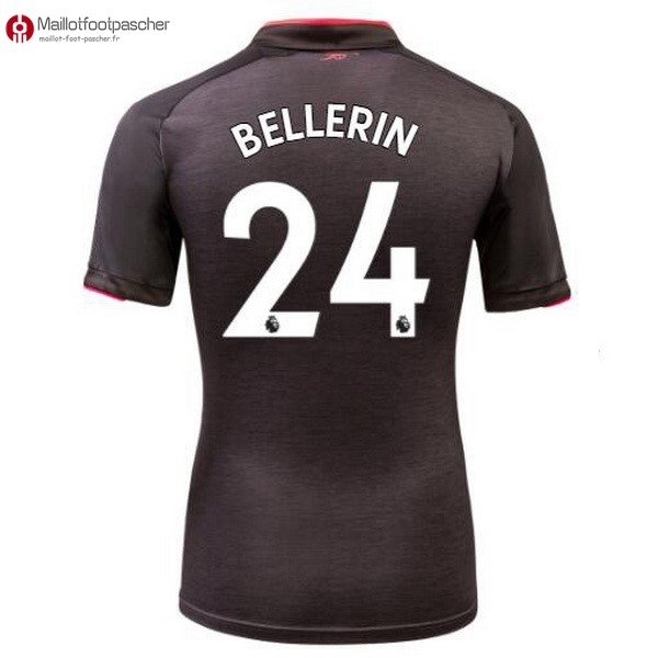 Maillot Foot Pas Cher Arsenal Third Bellerin 2017/2018