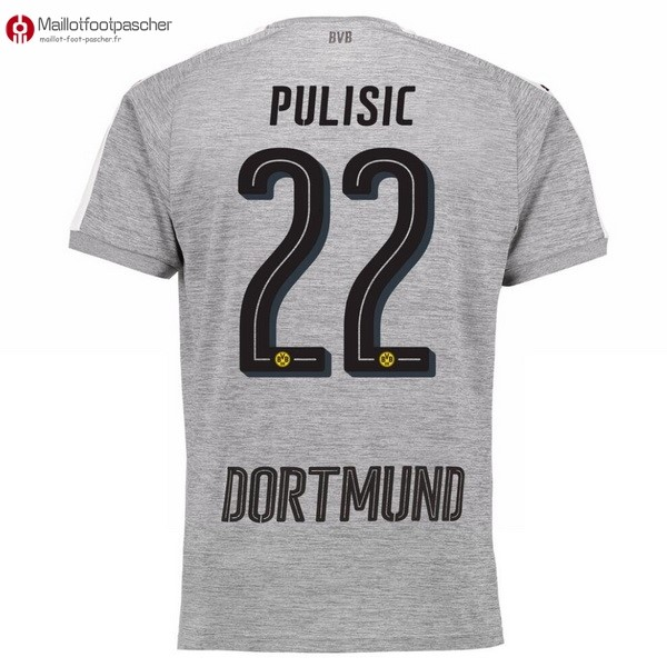 Maillot Foot Pas Cher Borussia Dortmund Third Pulisic 2017/2018