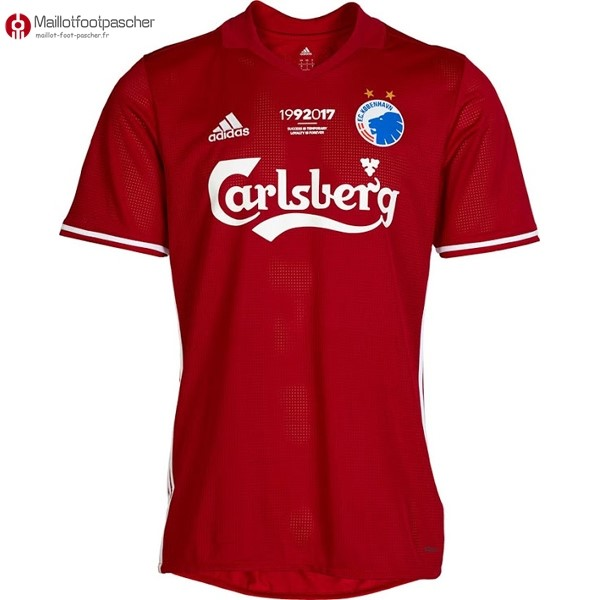 Maillot Foot Pas Cher Copenhague Third 2017/2018