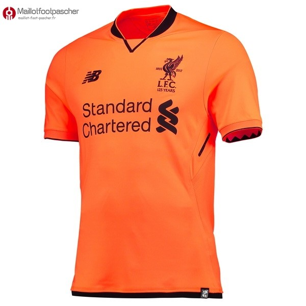 Thailande Maillot Foot Pas Cher Liverpool Third 2017/2018