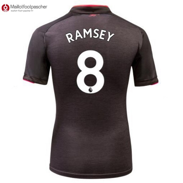 Maillot Foot Pas Cher Arsenal Third Ramsey 2017/2018